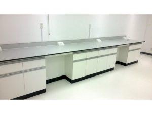 Bàn thí nghiệm áp tường ELW-12 tiêu chuẩn quốc tế.
