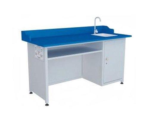 Bàn thí nghiệm giáo viên một chậu rửa thuận tiện, giá cạnh tranh.