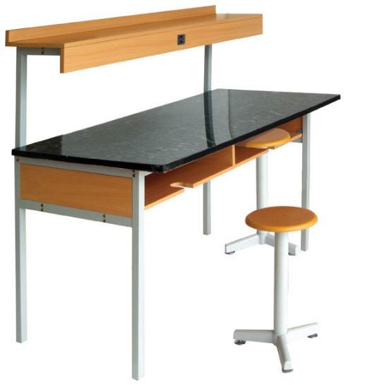 bàn thí nghiệm vật lý mẫu bnt101