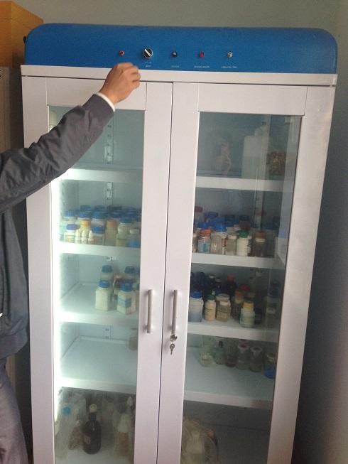 Cung cấp tủ đựng hóa chất tại Hưng Yên chất lượng cao, giá tốt.