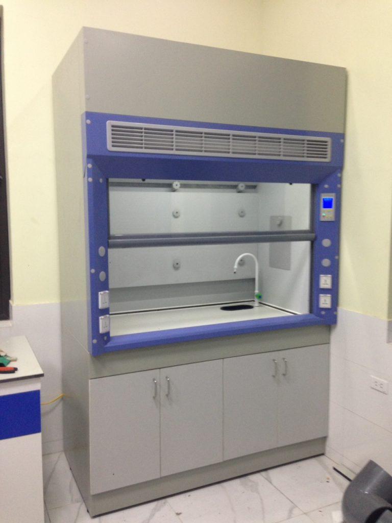 Cung cấp tủ hút khí độc phòng thí nghiệm uy tín.