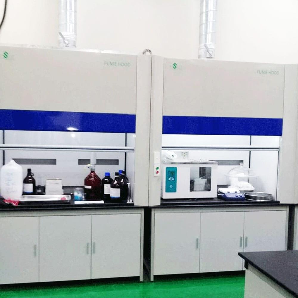 Tủ hút khí độc FH-1500 chất lượng cao, giá rất cạnh tranh.