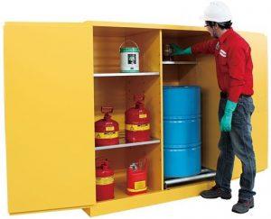 Tủ đựng hóa chất chống cháy nổ sản phẩm được tin dùng.