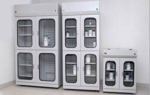Tủ đựng hóa chất phòng thí nghiệm các loại chất lượng cao.