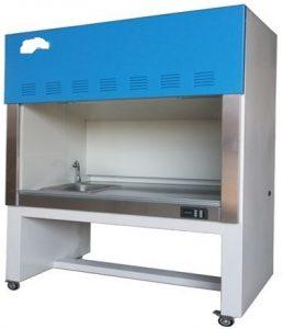 Tủ hút khí độc có chậu rửa chất lượng, uy tín, bảo hành.