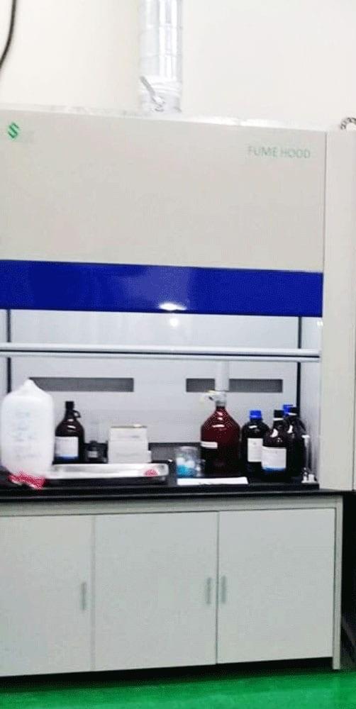 Tủ hút khí độc FH-200P chất lượng, tốc độ cao, tiện lợi.