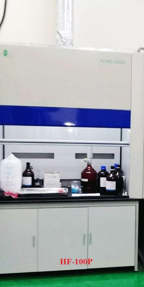 Tủ hút khí độc HF-100P sản phẩm chất lượng được tin dùng.