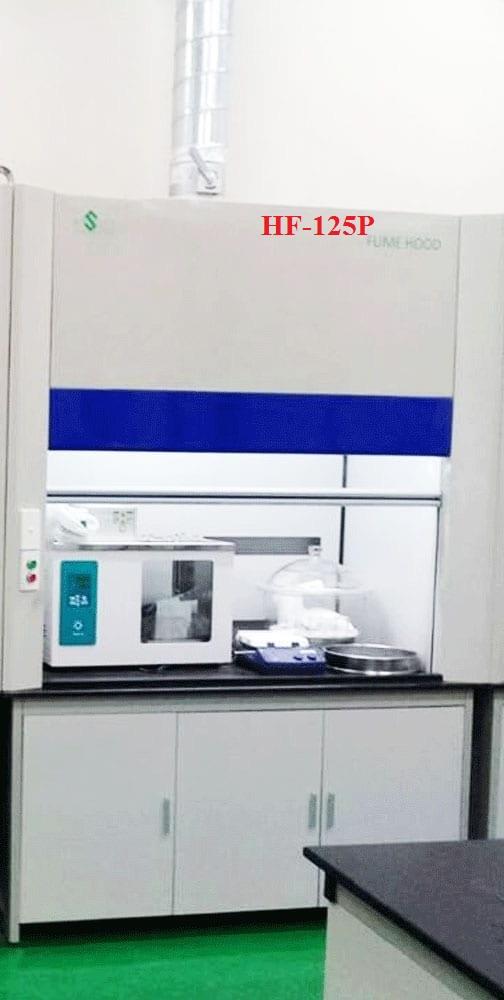 Tủ hút khí độc HF-125P chất lượng cao, bảo hành dài hạn.