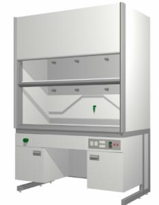 Tủ hút khí độc trong phòng thí nghiệm rất cần thiết.